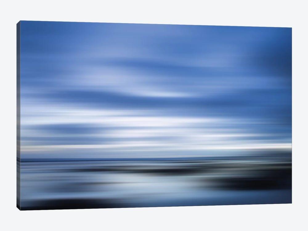 Blue by PI Studio 1-piece Canvas Art Print