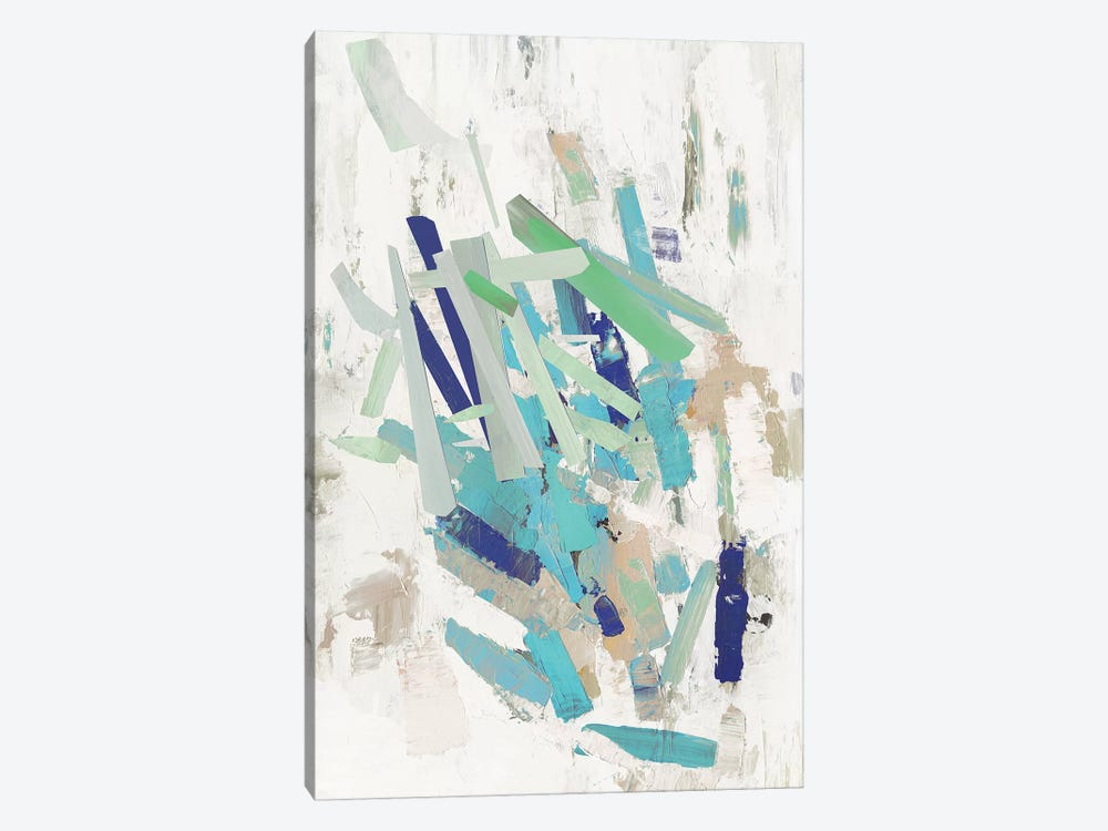 Oppotunity Lines by PI Studio 1-piece Canvas Art Print