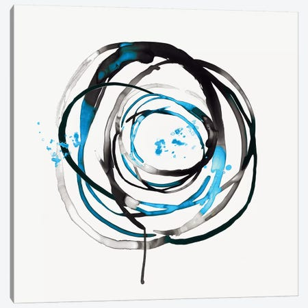 Thrill of Infinity I Canvas Print #PST1100} by PI Studio Canvas Artwork