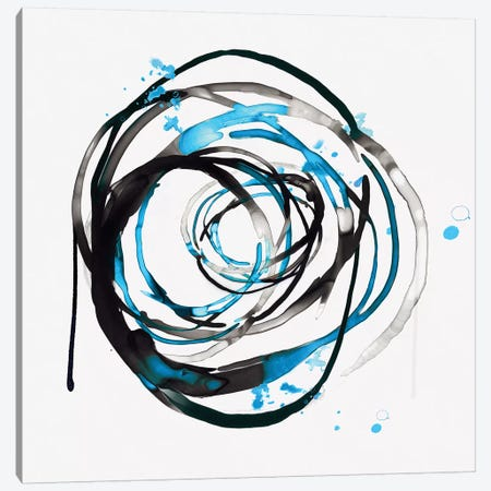 Thrill of Infinity II Canvas Print #PST1101} by PI Studio Canvas Wall Art