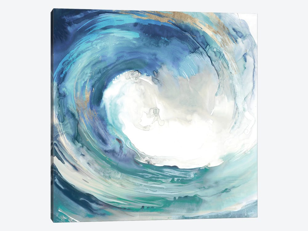 Water Collar by PI Studio 1-piece Canvas Wall Art
