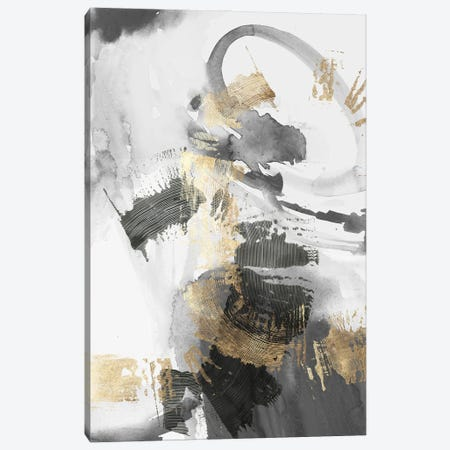 Golden Field Canvas Print #PST1124} by PI Studio Art Print