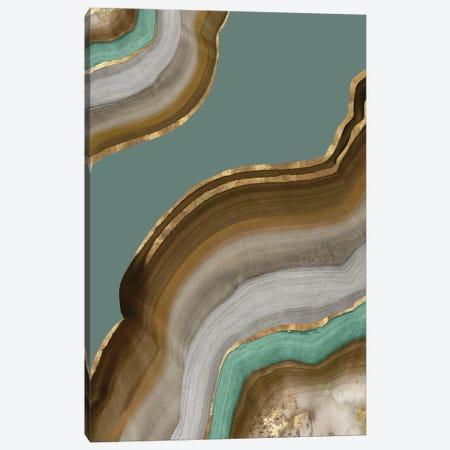 Agate Earth Tones I Canvas Print #PST1144} by PI Studio Art Print