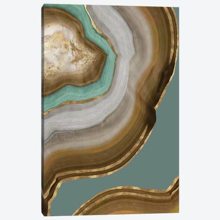 Agate Earth Tones II Canvas Print #PST1145} by PI Studio Canvas Print