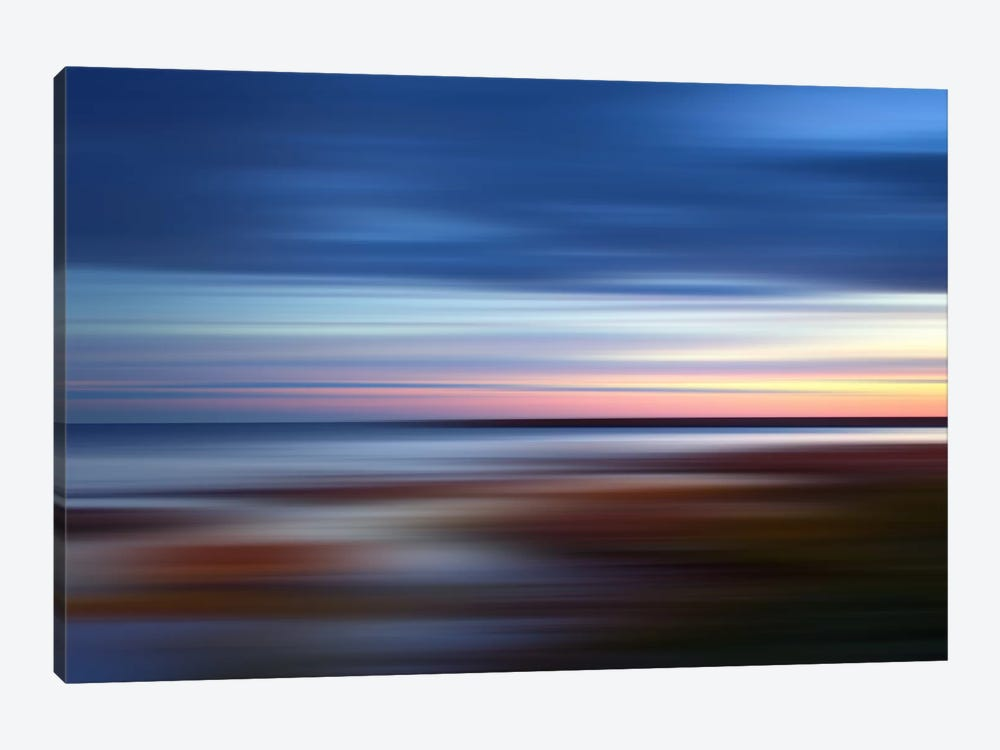 Blue On The Horizon by PI Studio 1-piece Canvas Print