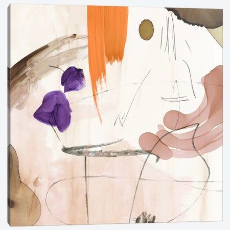 Velvet At Dusk I Canvas Print #PST1232} by PI Studio Canvas Artwork