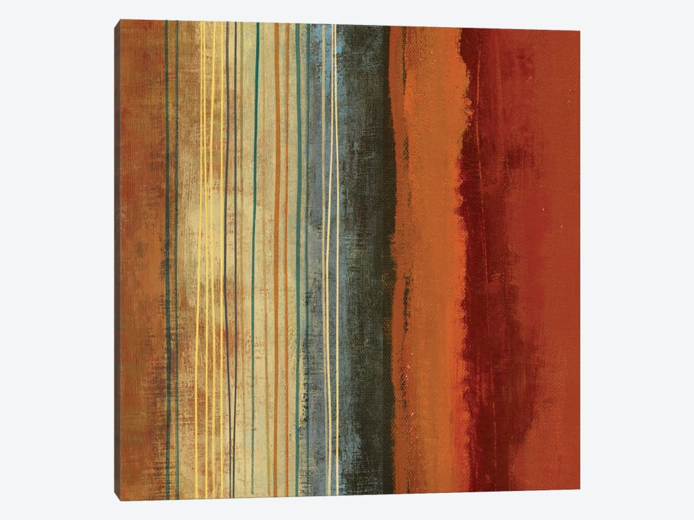 Borders by PI Studio 1-piece Canvas Art