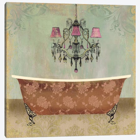 Boudoir Bath I Canvas Print #PST127} by PI Studio Canvas Art