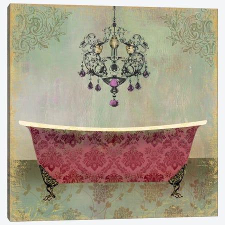 Boudoir Bath II Canvas Print #PST128} by PI Studio Canvas Art Print