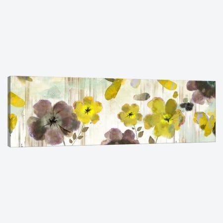Bouquet Florals I Canvas Print #PST129} by PI Studio Canvas Print