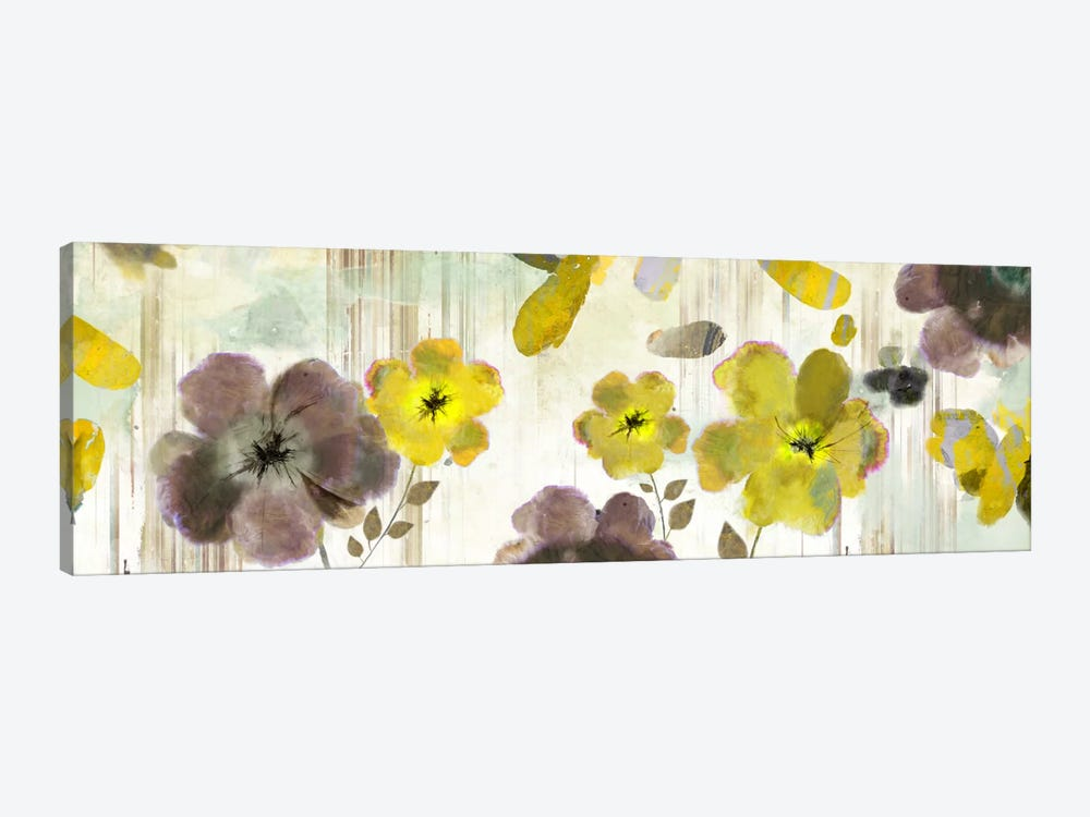 Bouquet Florals I by PI Studio 1-piece Canvas Wall Art