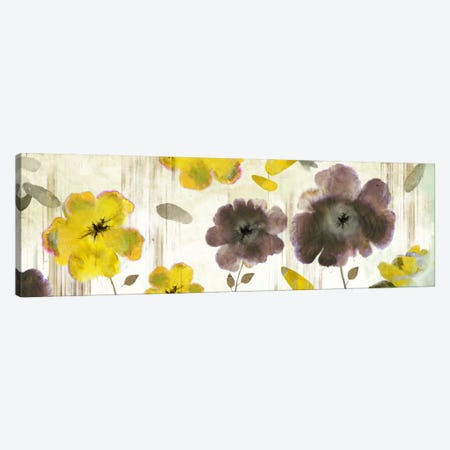 Bouquet Florals II Canvas Print #PST130} by PI Studio Canvas Artwork