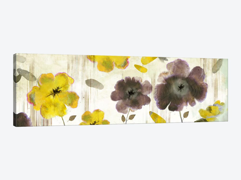 Bouquet Florals II by PI Studio 1-piece Canvas Art