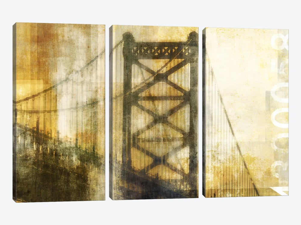 Bridge by PI Studio 3-piece Canvas Art