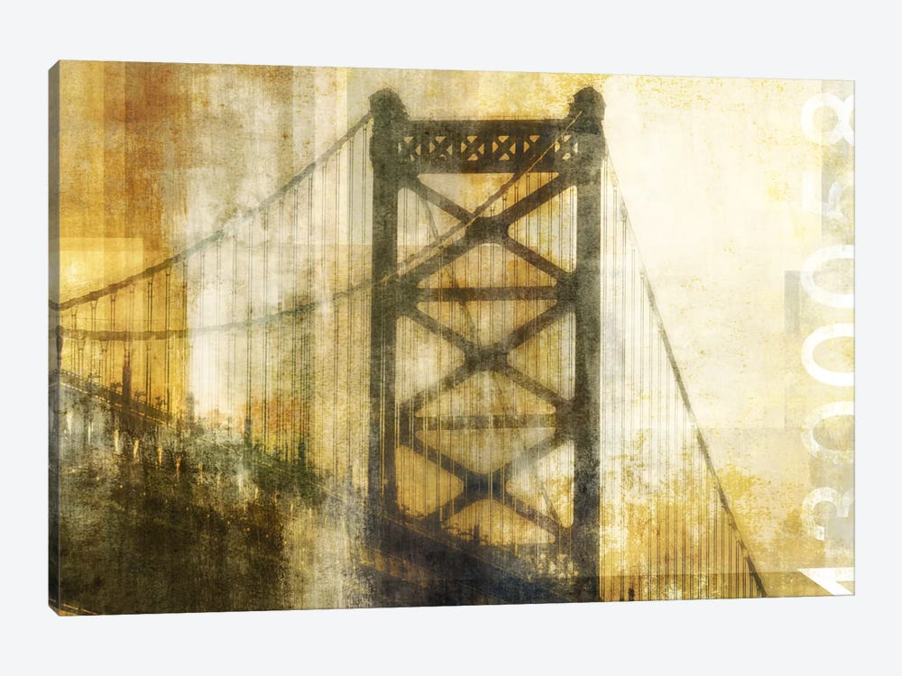 Bridge by PI Studio 1-piece Canvas Artwork