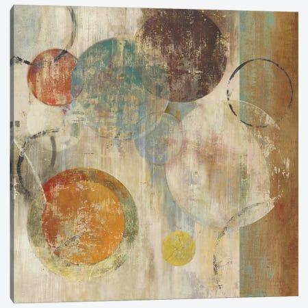 Bubbles Canvas Print #PST141} by PI Studio Canvas Art Print