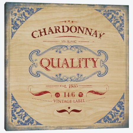 Chardonnay Canvas Print #PST160} by PI Studio Canvas Print