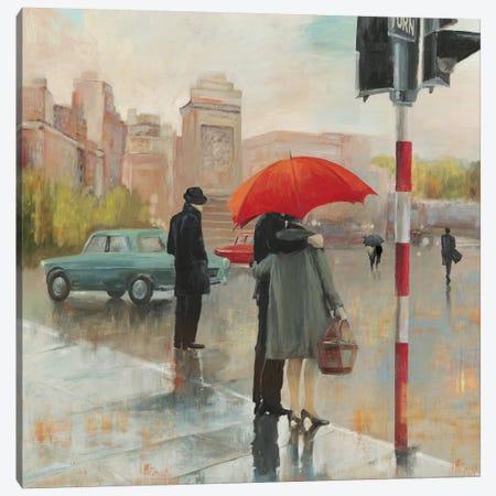 Closer Together Canvas Print #PST171} by PI Studio Canvas Art