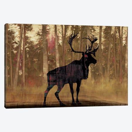 Cold Pine Canvas Print #PST175} by PI Studio Canvas Print