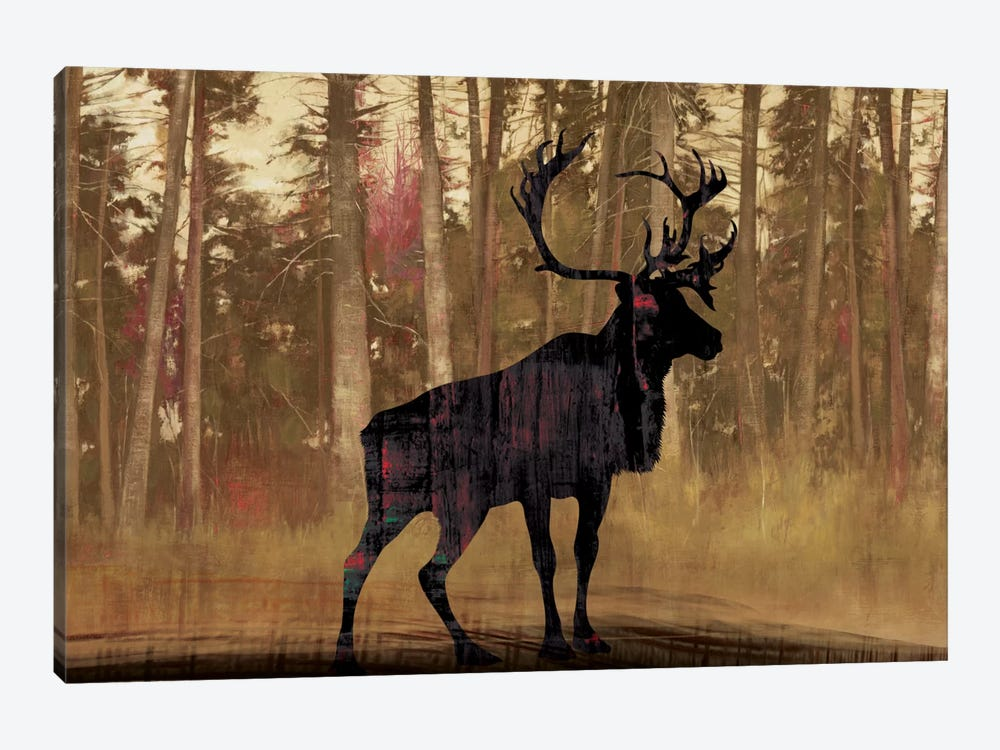 Cold Pine by PI Studio 1-piece Art Print