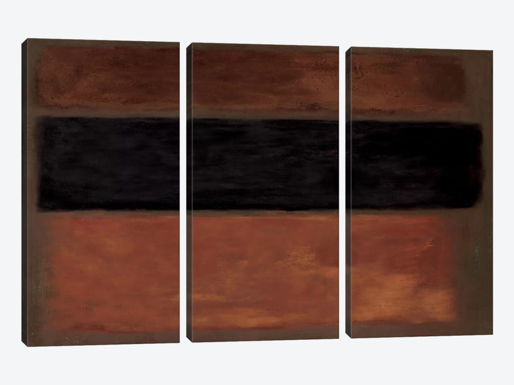 Copper Rush by PI Studio 3-piece Art Print