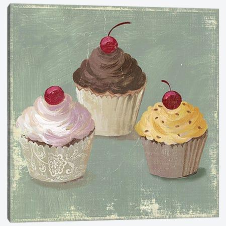 Cupcakes Canvas Print #PST202} by PI Studio Canvas Artwork