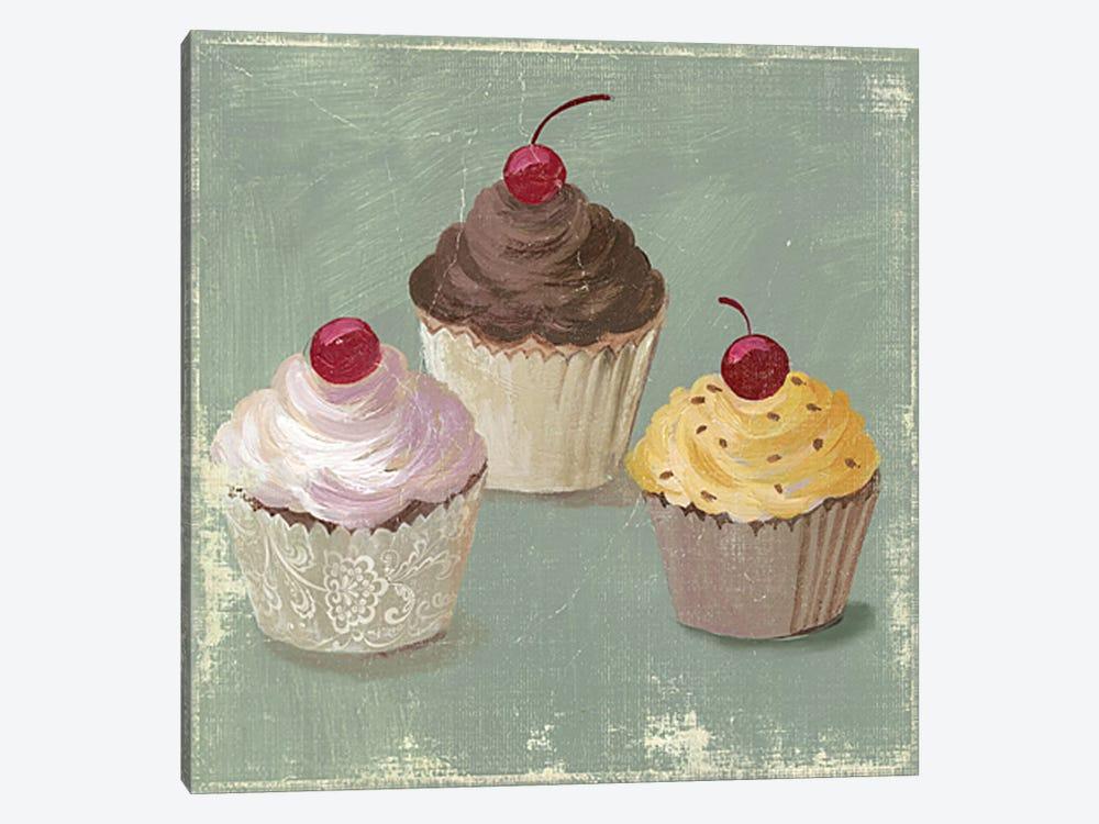 Cupcakes by PI Studio 1-piece Art Print