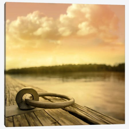 Dockside Canvas Print #PST215} by PI Studio Canvas Wall Art