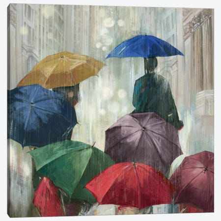 Downpour Canvas Print #PST218} by PI Studio Canvas Print