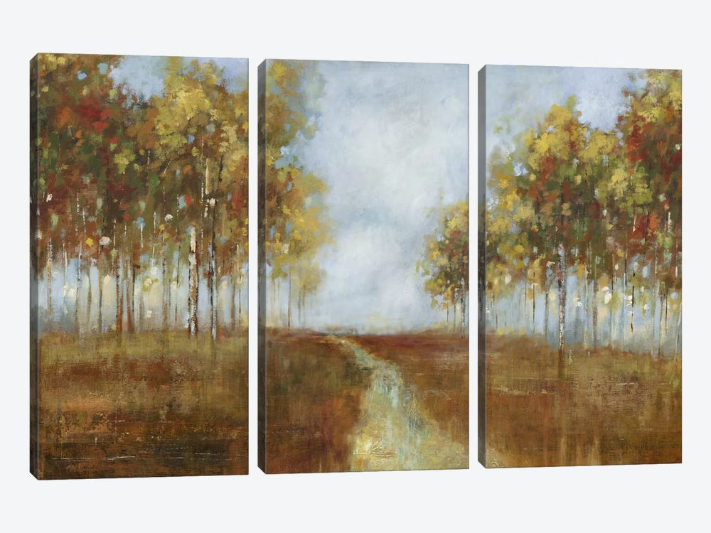 Dream Meadow I by PI Studio 3-piece Art Print