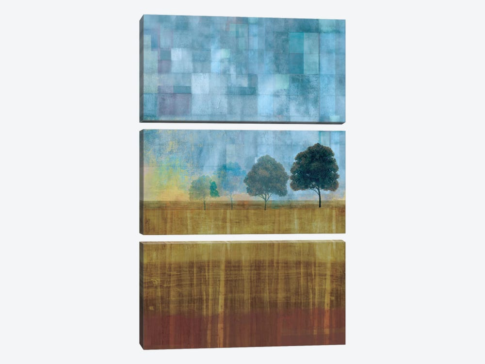 Earth And Sky by PI Studio 3-piece Canvas Print
