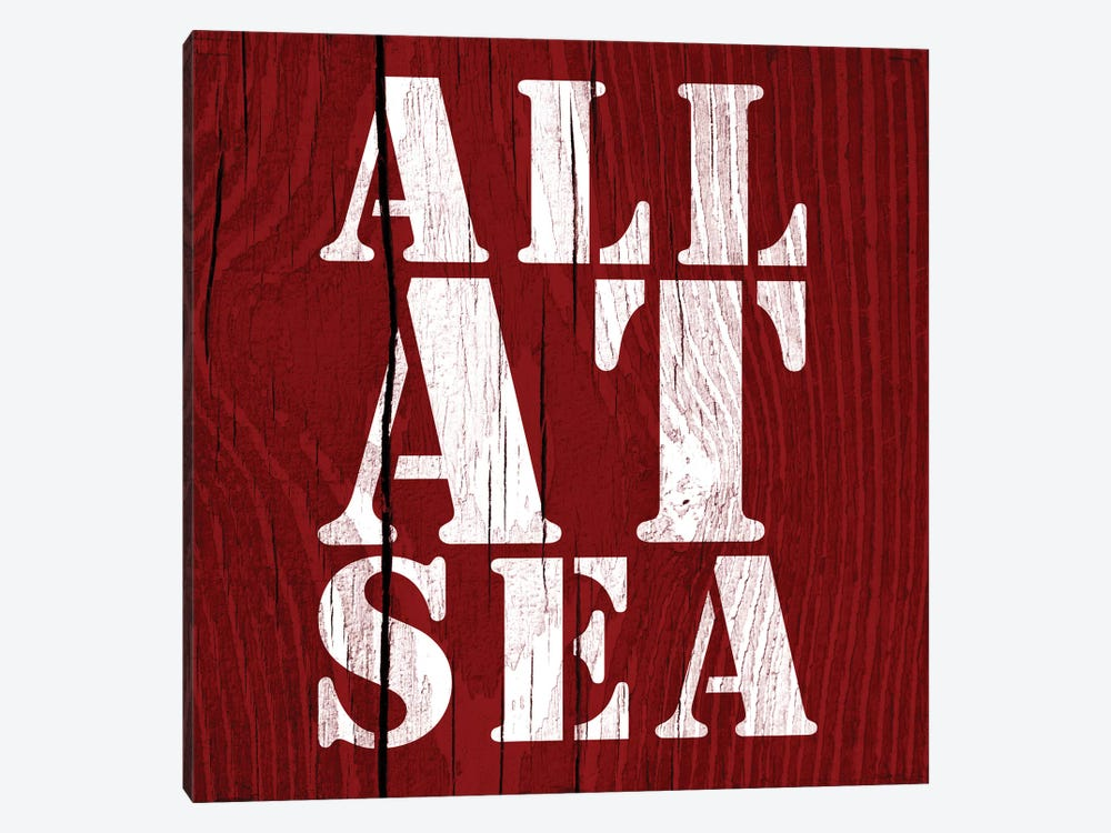 All At Sea by PI Studio 1-piece Canvas Print
