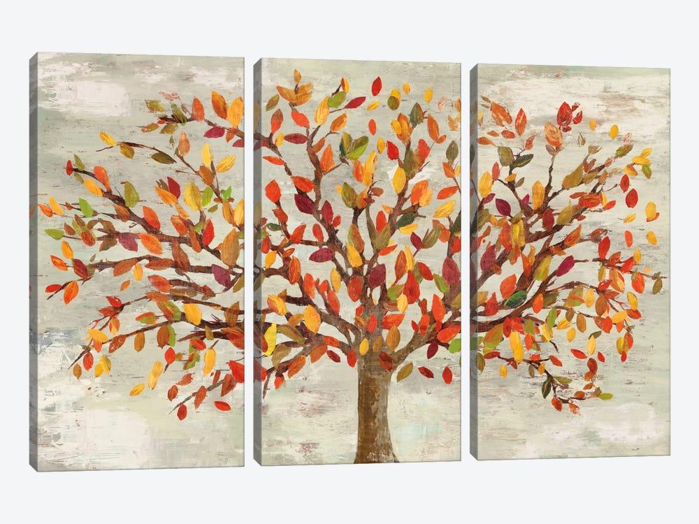 Fall Foliage by PI Studio 3-piece Canvas Artwork