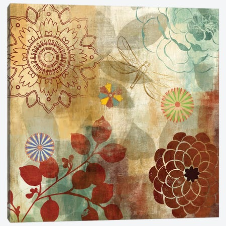Ambiente I Canvas Print #PST25} by PI Studio Art Print