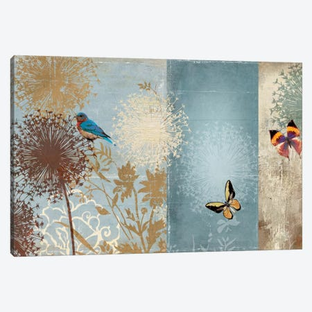 Flights Of Fancy Canvas Print #PST265} by PI Studio Canvas Print