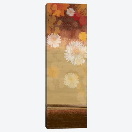 Floating Florals I Canvas Print #PST266} by PI Studio Art Print