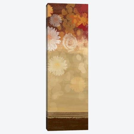 Floating Florals II Canvas Print #PST267} by PI Studio Canvas Art Print