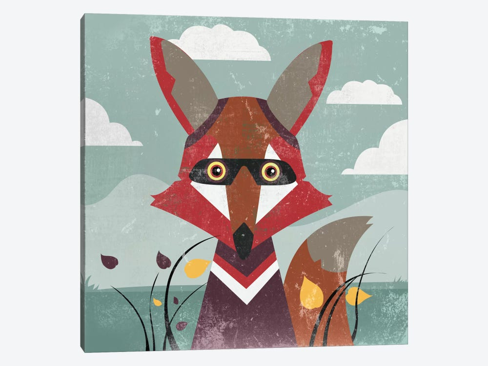 Fox by PI Studio 1-piece Art Print