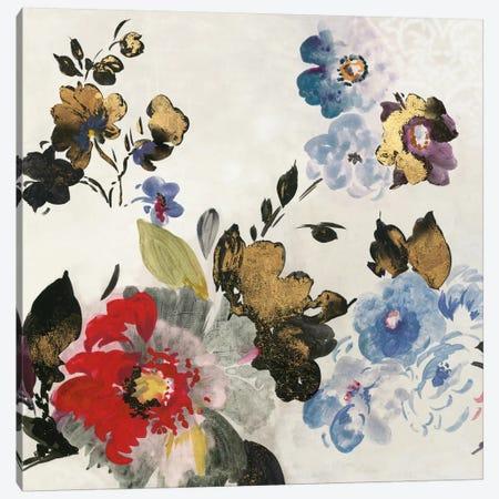 French Flower I Canvas Print #PST276} by PI Studio Canvas Art