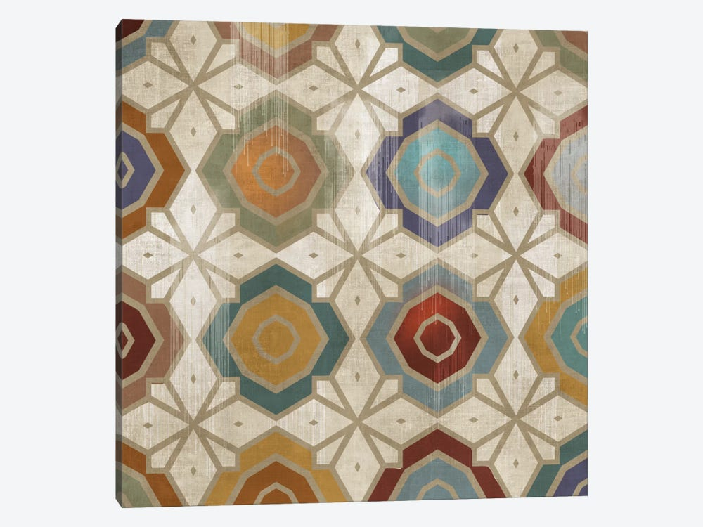 Gallactica Tile I by PI Studio 1-piece Canvas Print