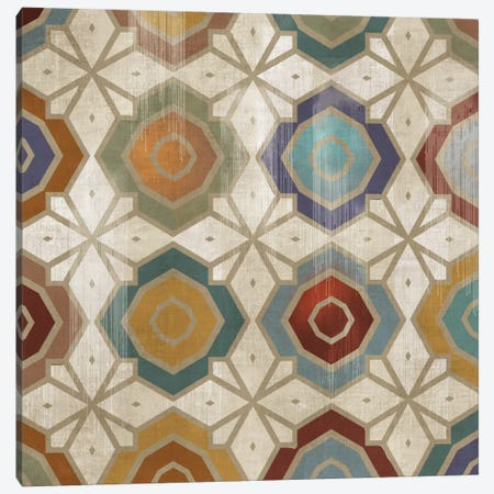 Gallactica Tile I Canvas Print #PST284} by PI Studio Canvas Print