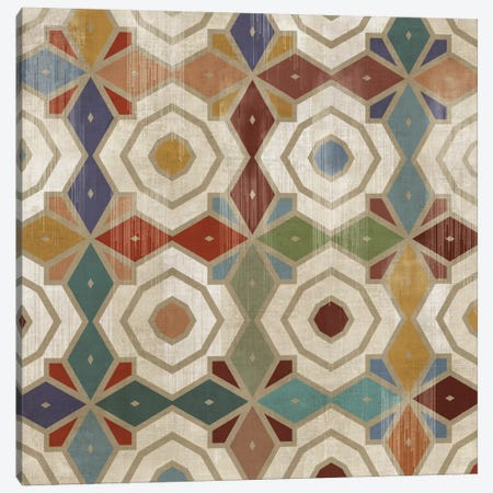 Gallactica Tile II Canvas Print #PST285} by PI Studio Canvas Art Print