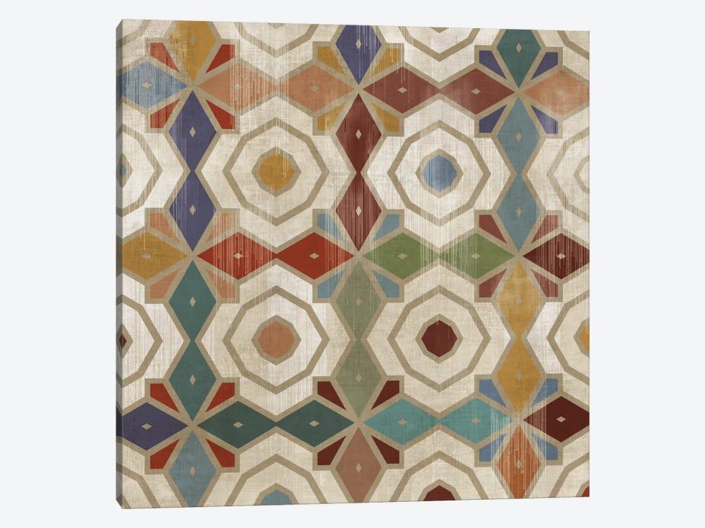 Gallactica Tile II by PI Studio 1-piece Canvas Wall Art