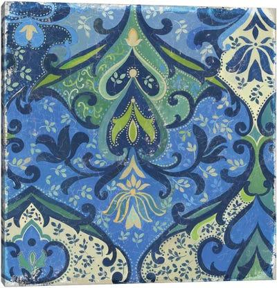 Garden Mosaic II Canvas Art Print