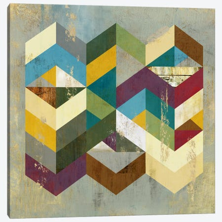 Geometrics I Canvas Print #PST292} by PI Studio Canvas Print