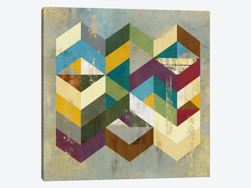 Geometrics I by PI Studio 1-piece Canvas Art