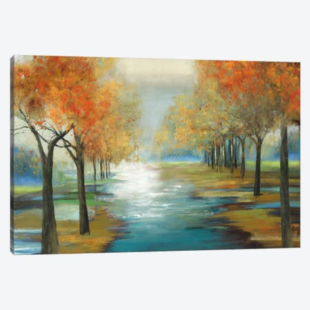 Glittering Sprites Canvas Print #PST298} by PI Studio Canvas Art Print
