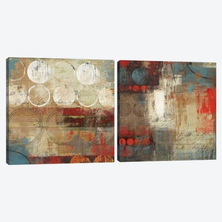 Advice Diptych Canvas Print Set #PST2HSET001} by PI Studio Canvas Artwork