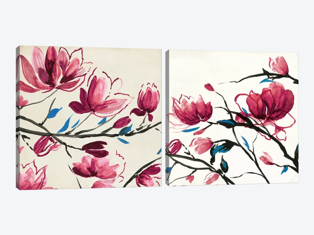 Primavera Diptych by PI Studio 2-piece Canvas Art