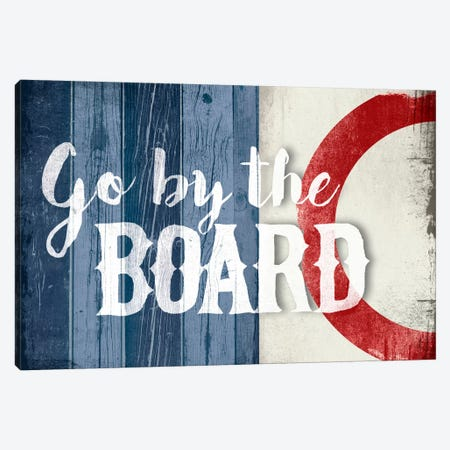 Go To The Board Canvas Print #PST300} by PI Studio Canvas Print